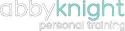 abby knight personal trainer logo